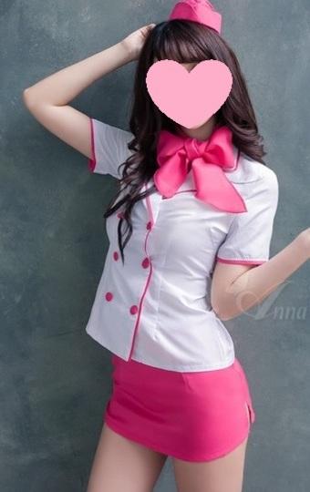 CA半袖ピンク